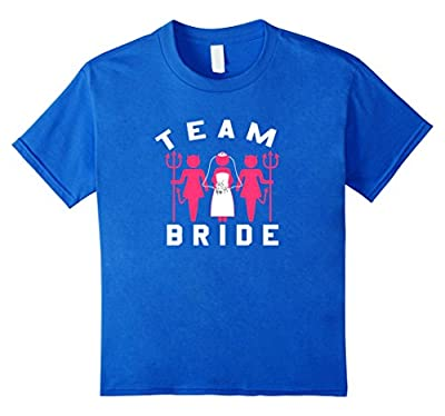 Team Bride Shirts Funny Bride Bachelorette Party T shirt