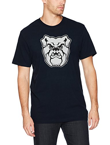 NCAA Butler Bulldogs Men's OTS Rival Tee, X-Large, Fall Navy