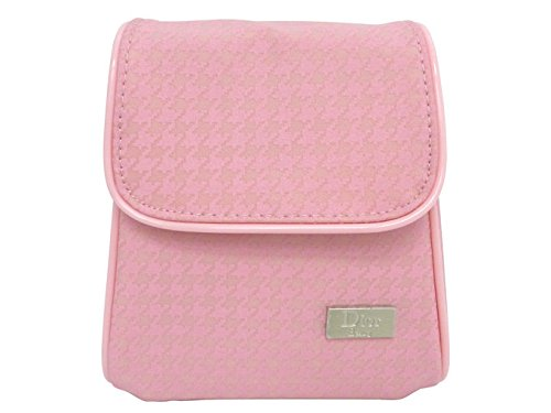 Dior Beaute Counter Gift - Pink Makeup bag , cosmetics bag (see szie)
