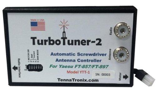 TennaTronix Turbo Tuner 2 automatic screwdriver antenna