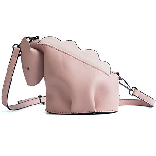 Bag Yellow Pink PU Messenger Bag Small Bag Shoulder Candy Mini Color Personality Stereo Women's Unicorn Leather Rrock Bag Clutch Cartoon UqEfFwfp