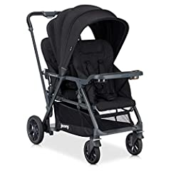 Independent toddlers and newborns can make a mom feel like she's being split in two, which is why we designed a stroller that they're both going to love. Give boisterous big kids a safe place to sit and keep the kids all in one place, with th...