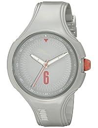 PUMA Women's PU911201008 Wave Analog Display Quartz Grey Watch