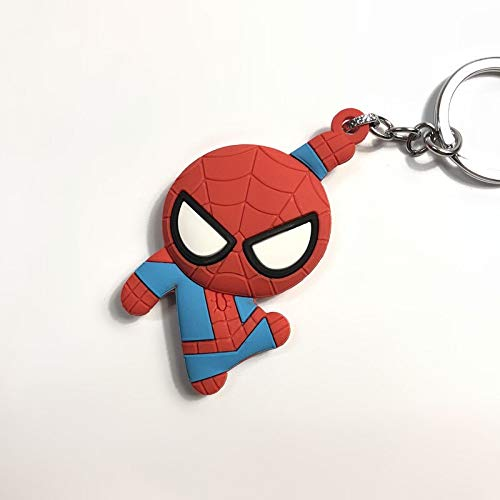 - VIET STAR Soft Silicon The Figures Super Venom Figurine 2018 Car Keychain Ring Toys Party Supply- Complete Series Merchandise - Legends Gifts Movies Comic Toys Collection