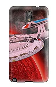 Galaxy Note 3 Case Bumper Tpu Skin Cover For Star Trek Accessories