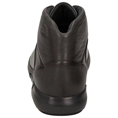 Sioux 34390, Sneaker uomo Nero
