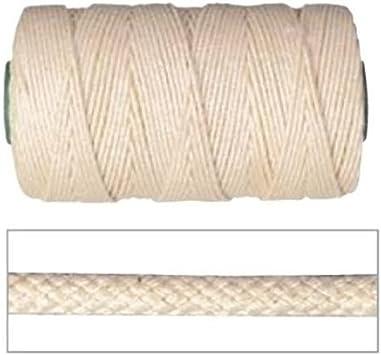 7665C314 - Cordón Algodón Trenzado 5 Mm X 15 M: Amazon.es ...