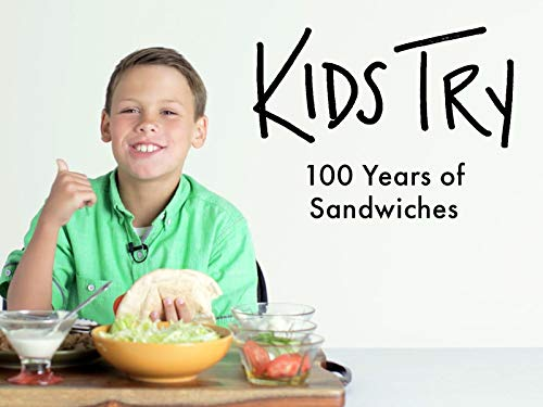 (Kids Try 100 Years of Sandwiches from 1900 to 2000)