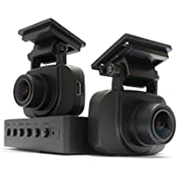 Raytis ENFORCER DX1 - Discrete Front and Rear Dual Lens FullHD 1080p Dashcam + 16GB microSD card
