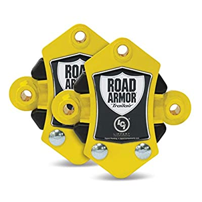 Lippert Components Road Armor Tandem Shock Absorbing Equalizer Kit: Automotive