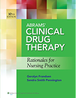 Henkes med math dosage calculation preparation and abrams clinical drug therapy rationales for nursing practice fandeluxe Images