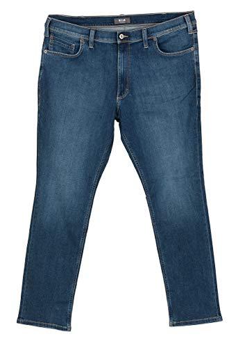 Homme Slim 881 Denim Jeans Mustang Blue vaxwqzqE8
