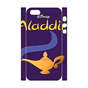iphone 5 5s Cell Phone Case 3D Aladdin gift z004hm-2311968