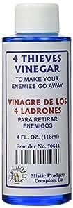 AzureGreen Four Thieves Vinegar