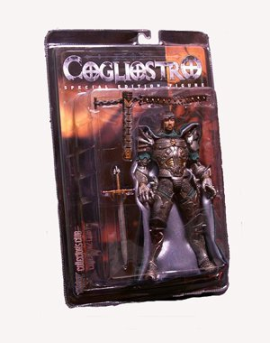 Cogliostro Special Edition Action Figure Collector