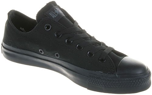 CONVERSE - Chucks - All Star OX Low schwarz / black mono - M5039, Groesse: 46,5