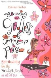 Download Becoming A Goddess Of Inner Poise - Spirituality For The Bridget Jones In All Of Us pdf