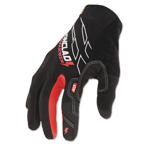 Ironclad General Utility Work Gloves GUG, All-Purpose, Performance Fit, Durable, Machine Washable, (1 Pair), Extra Small…