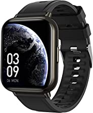 Smart Watch for Android iOS, AGPTEK 1.69'' Full Touch Fitness Tracker IP68 Waterproof Bluetooth Sports