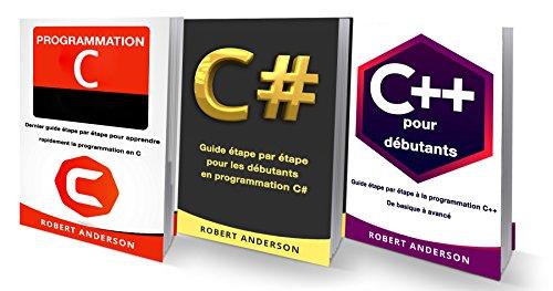 Amazon Com Programmation C C C 3 Livres Programmation