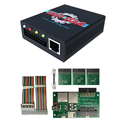 Z3X Easy-JTAG with Cables and JTAG ISP Adapter 5-in-1