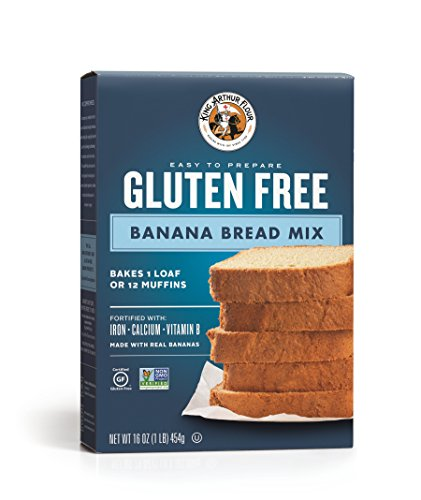 King Arthur Gluten Free Banana Bread Mix, 16 ()