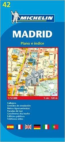 Le plan Madrid (Michelin)