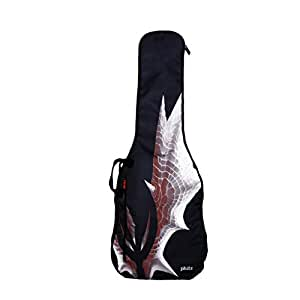 phitz electric guitar case comic wings ph78639spe musical instruments. Black Bedroom Furniture Sets. Home Design Ideas