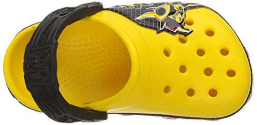 5b2da27363cd Crocs Boys  CB Transformers Bumblebee Clog - Buy Online in UAE ...