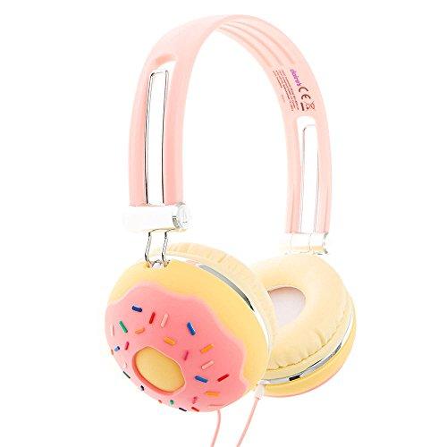 Claire's Girl's Sprinkle Donut Headphones