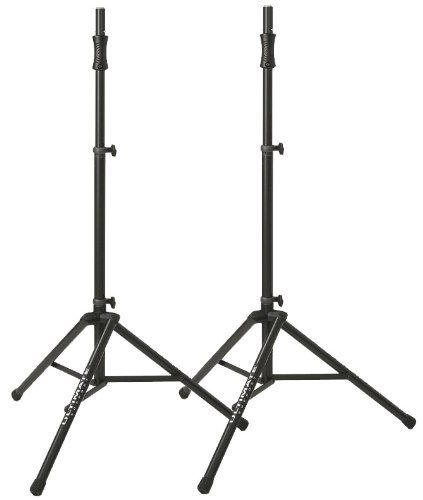 Ultimate Stand TS-100B Speaker Stand (Pair) by Ultimate Stand