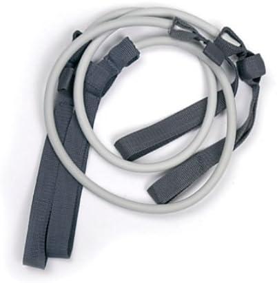 Gymstick Tube /élastique R/ésistant Noir