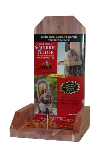 Heath Outdoor Products 903 Squirrel Feeder - Squirrel Ear Corn Holder