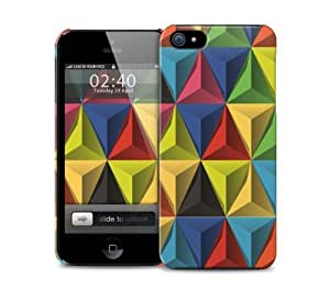 3D Triangles iPhone 5 / 5S protective case