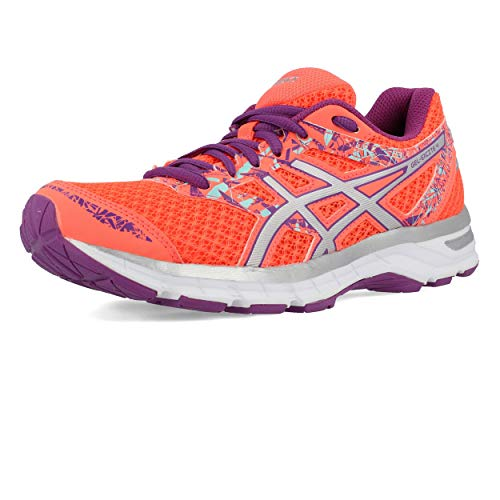 Correnti 4 Asics Flash t6e8n Donne Corallo Orchidea Gel Pattini eccita Delle Argento 7wIaC