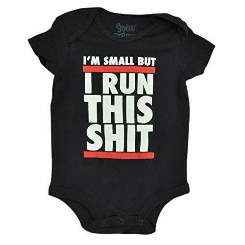 im-small-but-i-run-this-sht-funny-bodysuit-infant-baby-snap-button-18-months