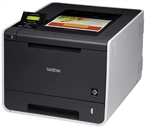 Brother HL4570CDW Color Laser Printer with Wireless Networking and Duplex (Brother Printer Lazer)