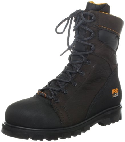 "Timberland PRO Men's Rigmaster Steel Toe 8"" WaterPROof Workboot,Brown,12 M"