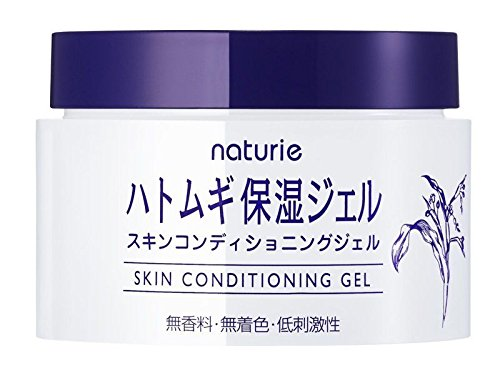 Imyu naturie SKIN CONDITIONING GEL Moisture 180g Pearl Barley MADE IN JAPAN