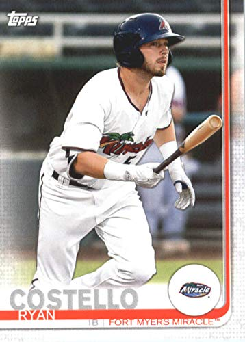 2019 Topps Pro Debut #84 Ryan Costello Fort Myers Miracle Baseball Card