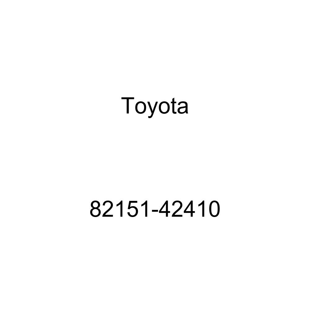 Genuine Toyota 82151-42410 Door Wire