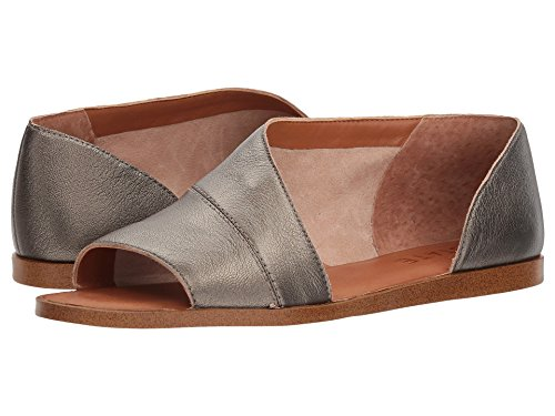 1.STATE Womens Celvin Pewter Oro Metallic low price for sale 22kDfw