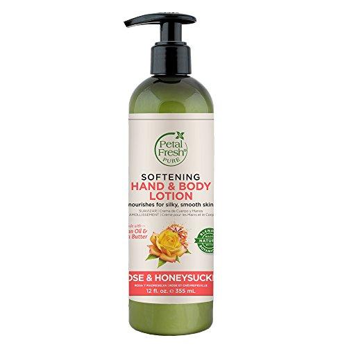 Petal Fresh Pure Softening (Rose & Honeysuckle) Hand & Body Lotion