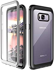 Samsung Galaxy S8 Case, 360° Protection Full-body Rugged