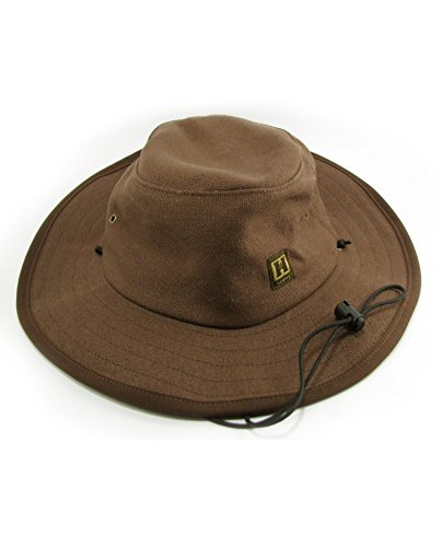 Hempy's Hemp Baja Explorer Sun Hat (Brown)