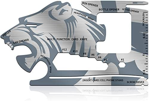Multitool Stainless Multi tool Survival Keychain product image