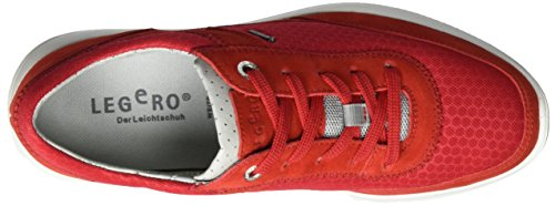 Legero Amato Damen Sneakers Rot (Samba 62)