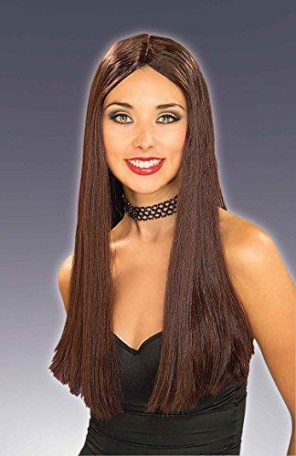 Forum Novelties 51324 Long Brown Wig