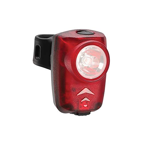 CECO-USA T100 USB Rechargeable Bike Tail Light – Super Bright 100 Lumen Bicycle Rear Light – IP67 Waterproof, FL-1 Impact Resistant – Pro Grade Quality Bike Tail Light – Red Safety Light For Sale