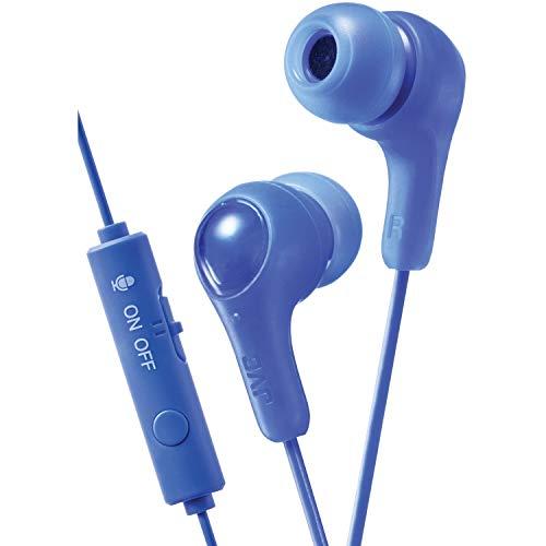 Jvc Switch - JVC Gamer Headphone Blue (HAFX7GA)